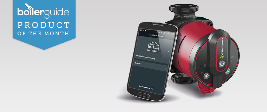 Grundfos Alpha3 - Boiler Guide Product of the Month