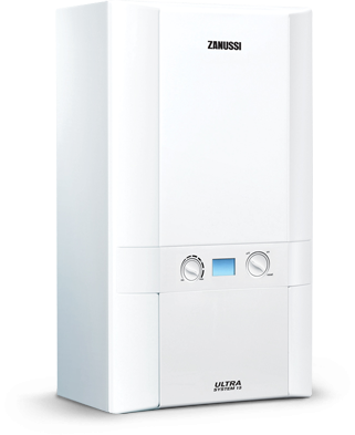 Zanussi Ultra System Gas Boiler