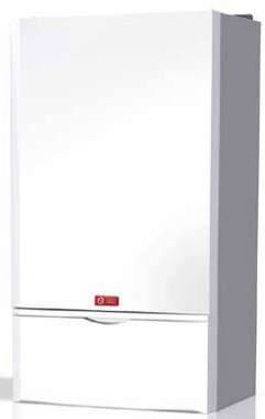 Johnson and Starley QuanTec 24s System Gas Boiler 24kW