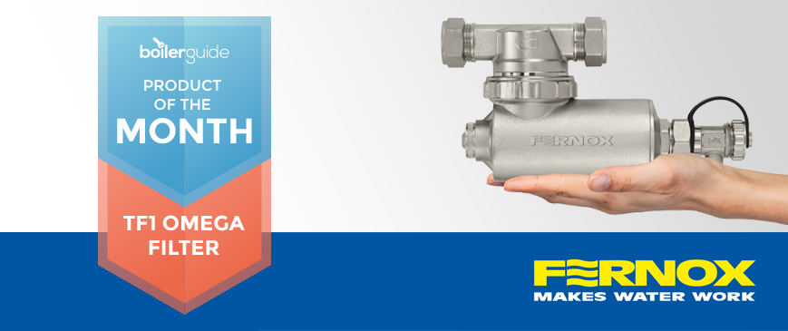 Fernox TF1 Boiler Guide's Product of the Month