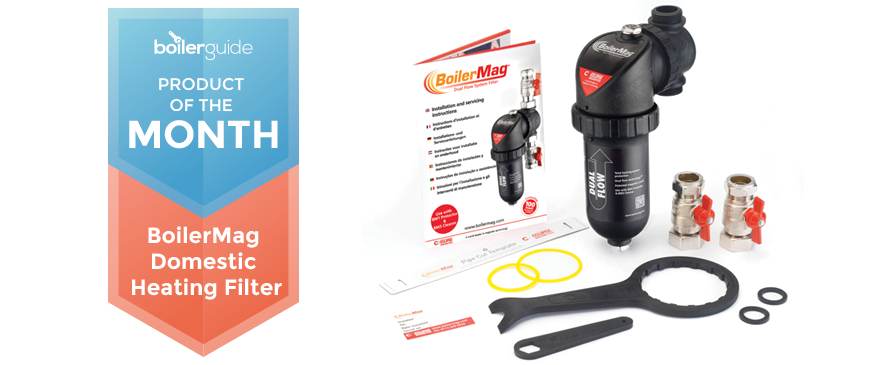 BoilerMag Boiler Guide's Product of the Month