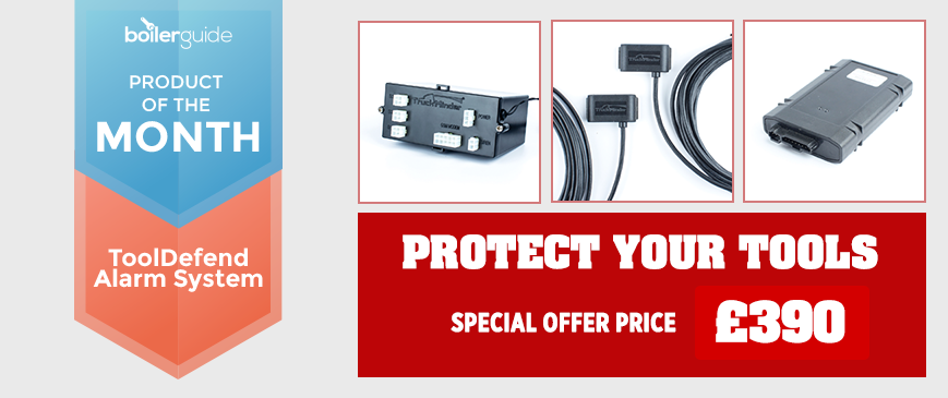 ToolDefend Boiler Guide's Product of the Month