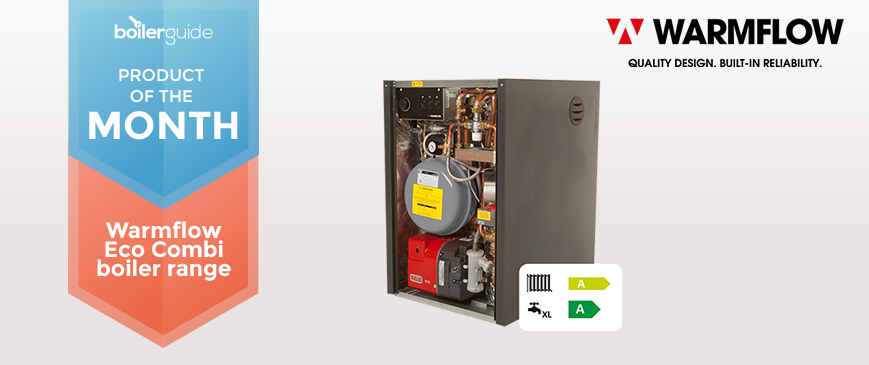 Warmflow Boiler Guide's Product of the Month