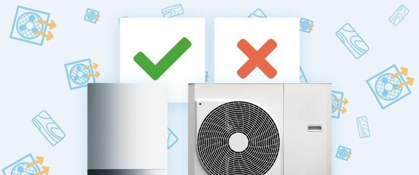 Hybrid heating