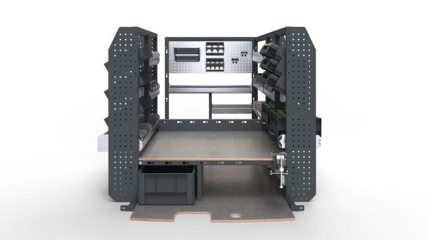 Smartvan Premium Plumber's Package