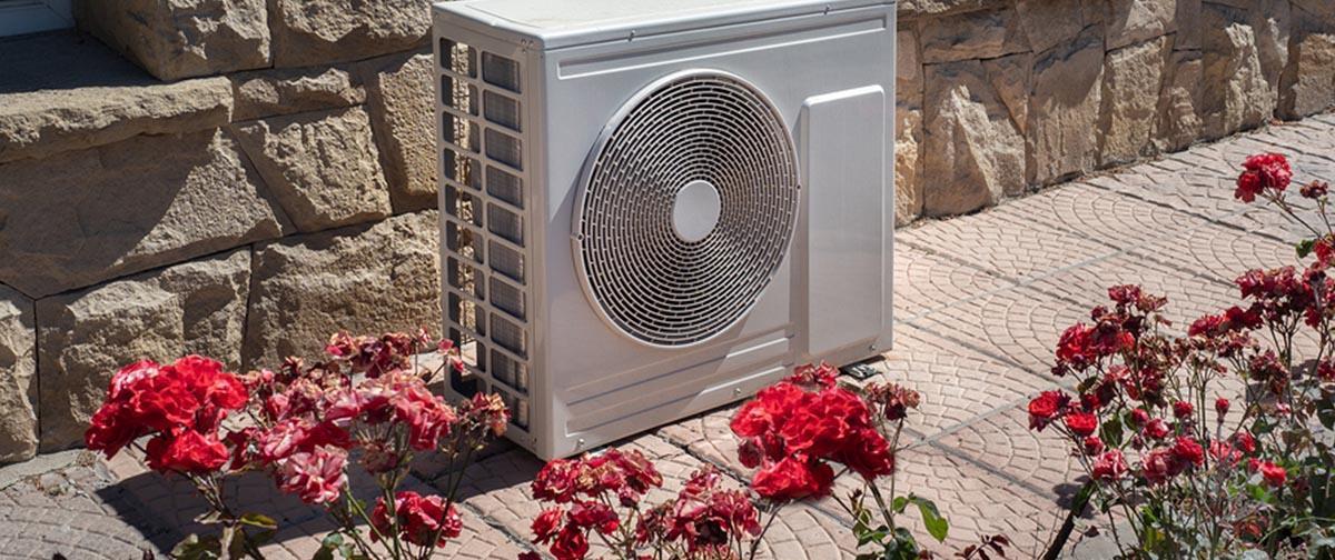What size air source heat pump