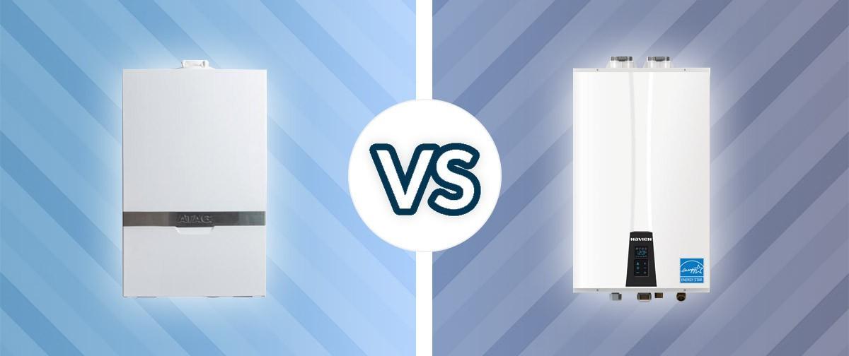 ATAG vs Navien: A Boiler Comparison