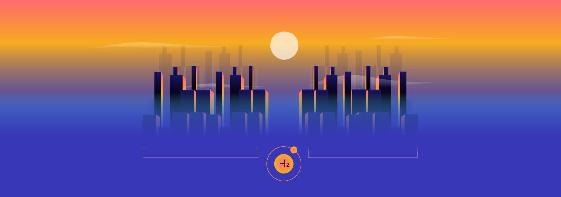 Hydrogen Gas Grid