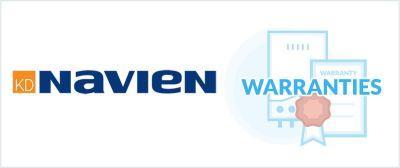 Navien Boiler Warranty
