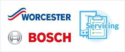Worcester Bosch Boiler Service