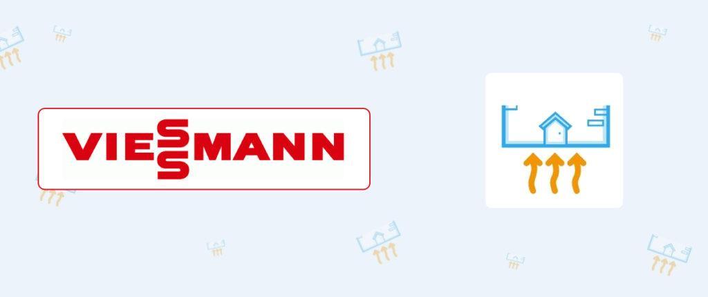 Viessmann ground source heat pumps