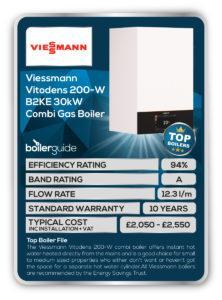Viessmann Vitodens 200-W