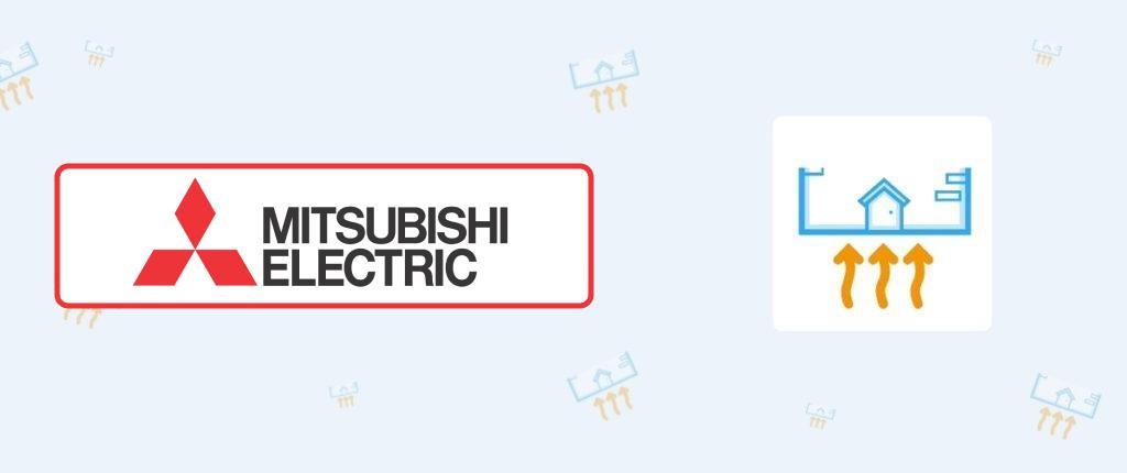 Mitsubishi Ground Source Heat Pumps