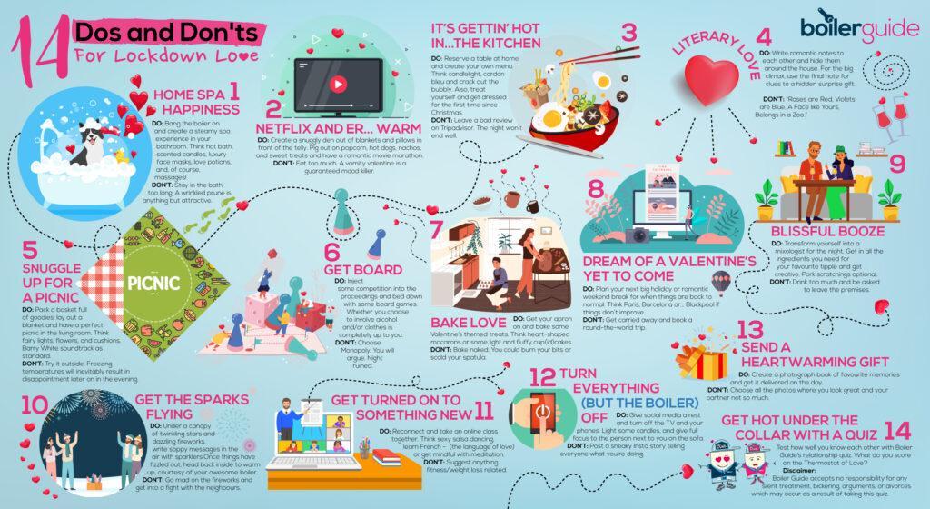 Boiler Guide Valentine