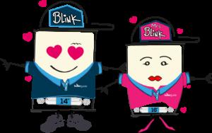 Mr & Mrs Blink