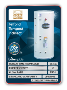 Telford Tempest Indirect
