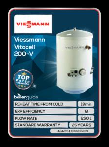 Viessmann Vitocell 200-V
