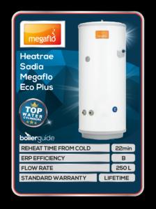 Heatrae Sadia Megaflo Unvented Cylinder