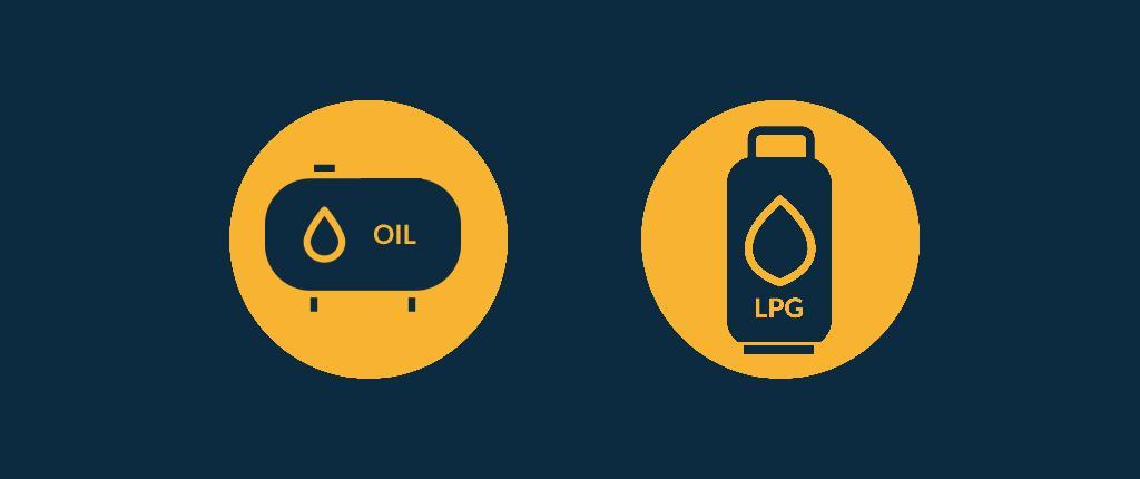 Oil vs LPG