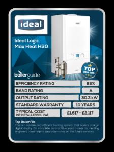 Ideal Logic Max Heat H30