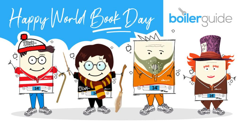 Blink Book Day