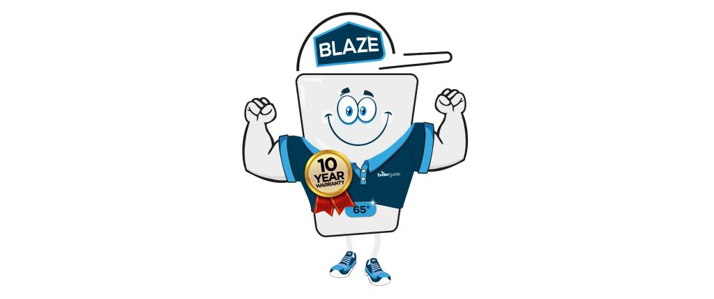 Blaze Boiler Warranty