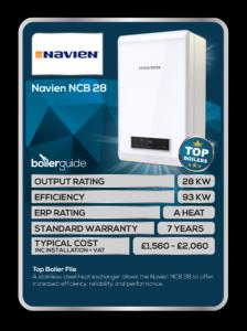 Navien NCB 28