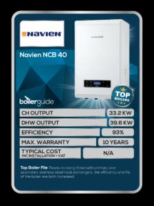 Navien NCB 40