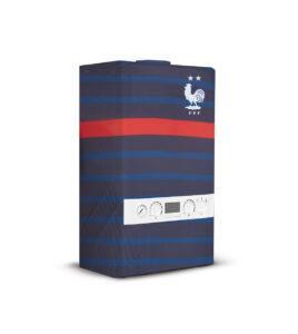 France boiler cover
