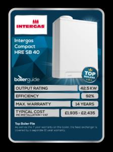 Intergas Compact HRE SB 40