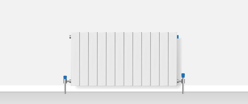 How to change radiator valves