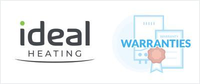 Ideal Heating boiler warranties
