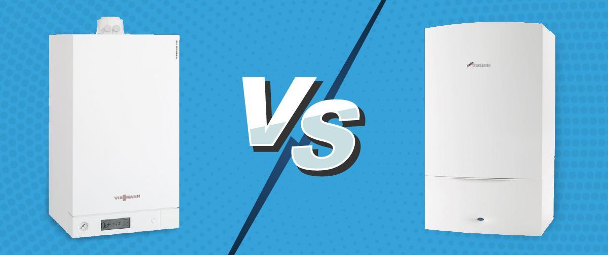 Viessmann Vitodens 100-W vs Worcester Greenstar 34CDi Classic
