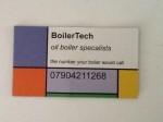 BoilerTech Oil Boiler Specalist