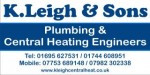 K.Leigh & Sons Plumbing and Central Heating