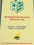 Huddersfield Heating Services Ltd