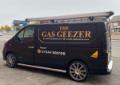 THE GAS GEEZER