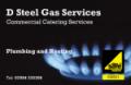 D Steel Gas Services