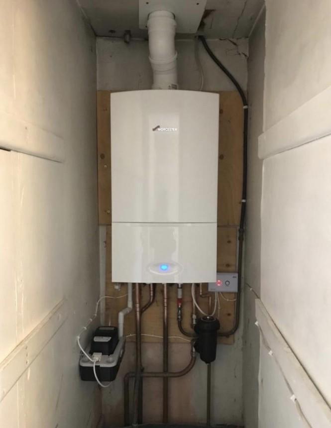 Boiler Install 2020
