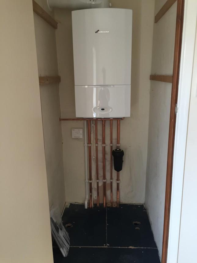 New boiler - Gloucester