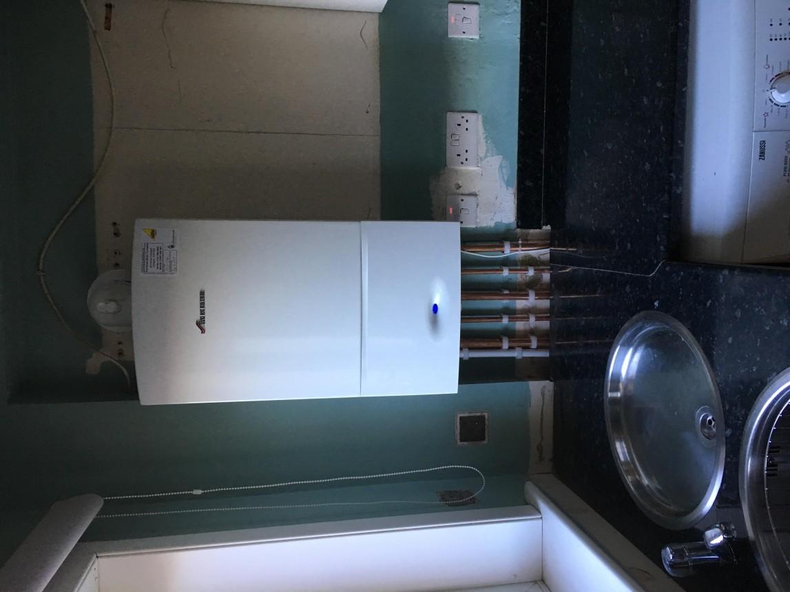 Worcester Bosch combi boiler