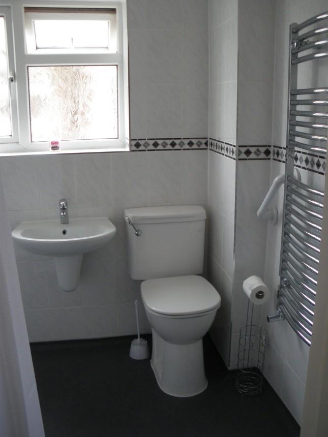 new wet room