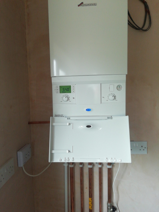new Worcester 32cdi installed
