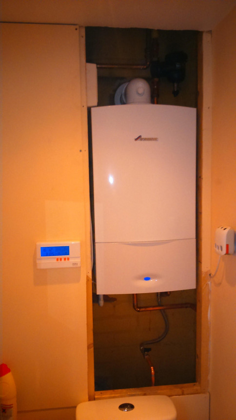 Another New Worcester boiler