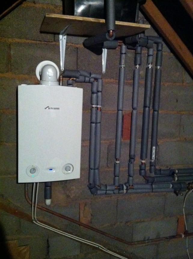 Boiler Installation in Stratford Upon Avon