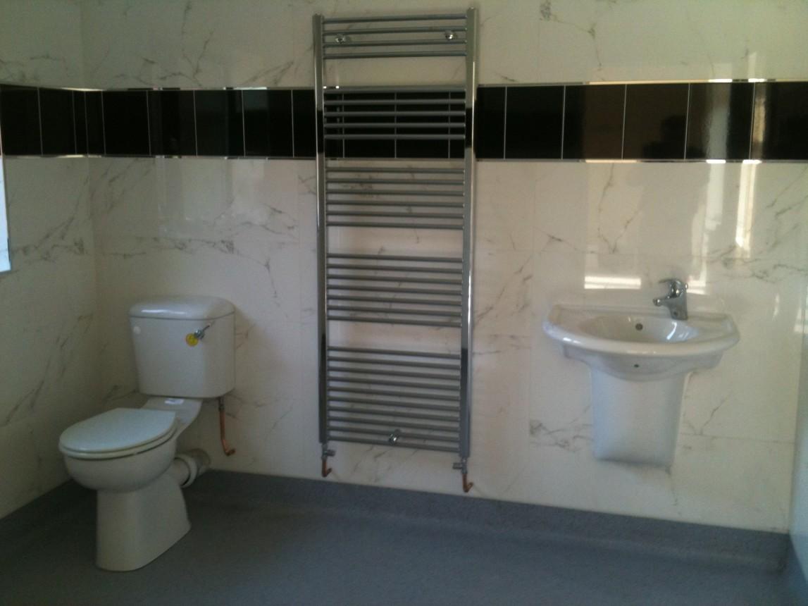 Bathroom Suite Installation