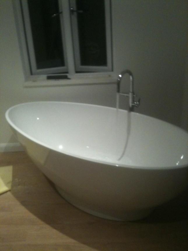 master Bathroom suite