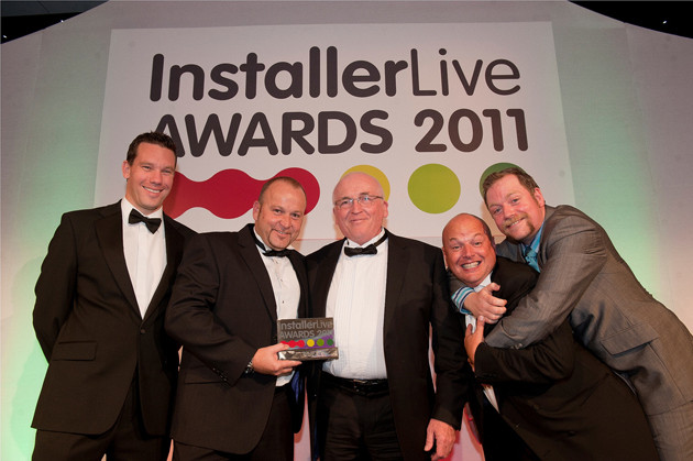 Installer Live - Installer of The Year Winners 2011