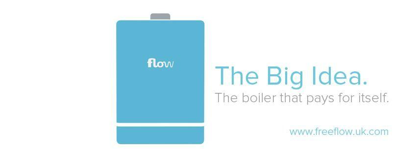 Flow boiler MCHP