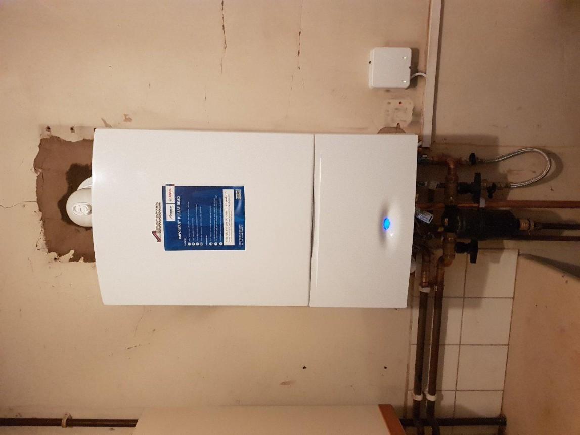 Wb boiler